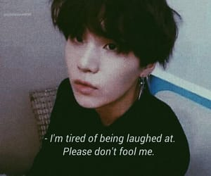aesthetic, sad, and bts image