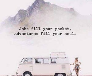 job, adventure, and soul image