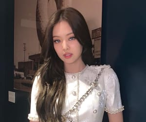 blink, girl group, and jennie image