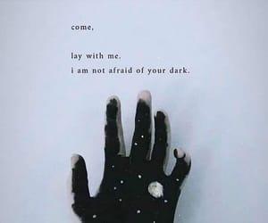 love, come, and dark image