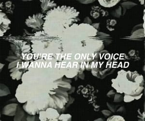 Lyrics and tumblr image