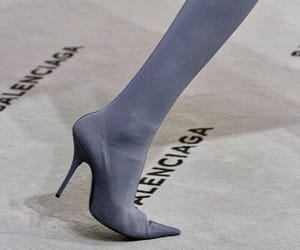 Balenciaga, shoes, and aesthetic image