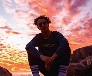 beautiful, sunrises, and boy image