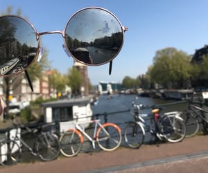 amsterdam, netherlands, and canal image