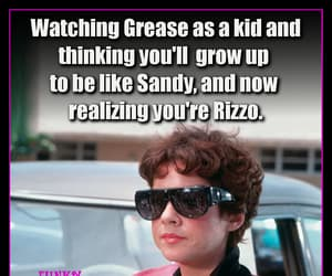 grease, rizzo, and fed up frannie image