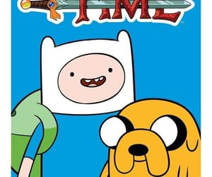cartoon network, JAKe, and adventure time image