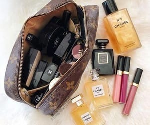 care, glam, and make-up image