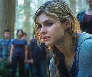 percy jackson, alexandra daddario, and sea of monsters image
