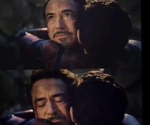 iron man and spider man image