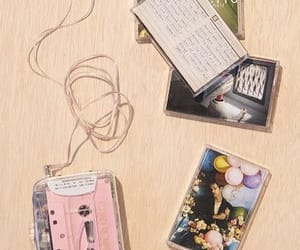 music, aesthetic, and cassette image