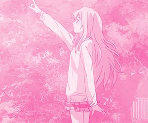 aesthetic, pastel, and anime image