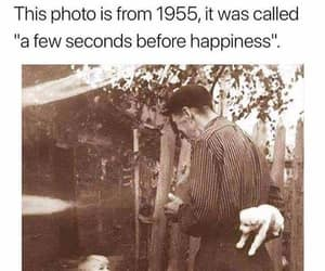 1955, happiness, and puppy image