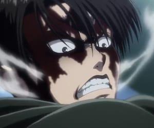 anime, levi, and anime boy image