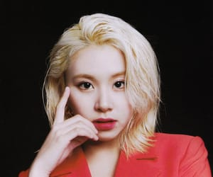 twice, chaeyoung, and icons image