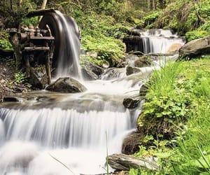 beautiful, explore, and waterfall image