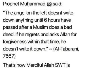 allah, angels, and islam image