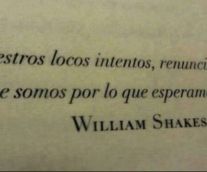 frases, book, and william shakespeare image