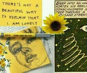 header, yellow, and twitter image