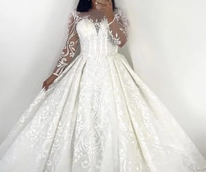 dress and wedding dress image