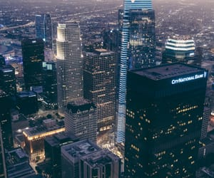 city, los angeles, and city national bank image