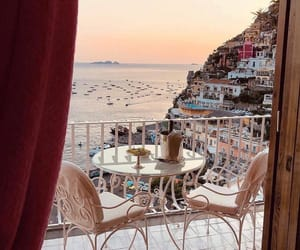 view, travel, and italy image