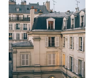 paris, travel, and building image