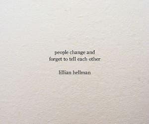 people change and ♡ image