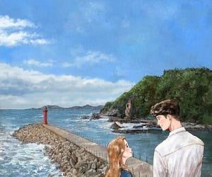 art, couple goals, and beautiful image