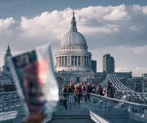 architecture, europe, and london image