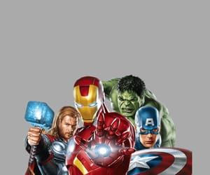 Avengers, background, and captain america image