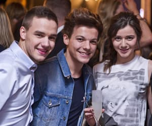 one direction, liam payne, and louis tomlinson image