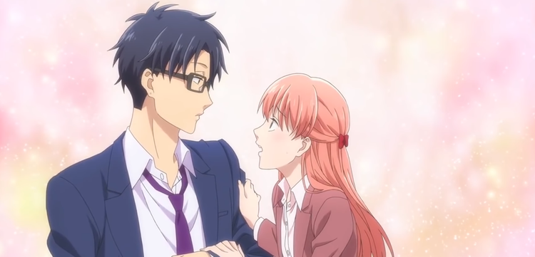 article, shoujo, and anime playlist image
