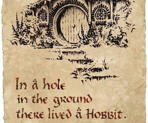 ground, lord of the rings, and hobbit image