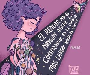 vida, rencor, and frases español image