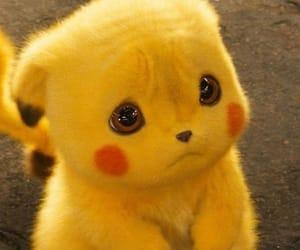 pikachu and sad image