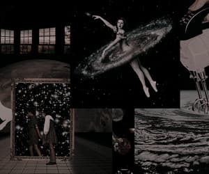 dark aesthetic, bts layout, and packs for twitter image