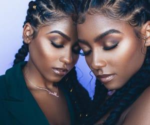 beauty, fashion, and twins image