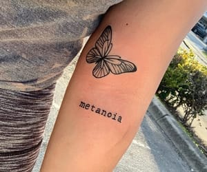 beautiful, butterfly, and change image