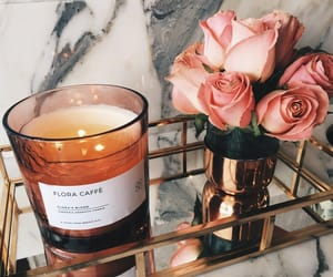 beautiful, candle, and fancy image