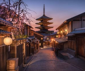 japon, kyoto, and photographie image