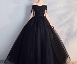 aesthetic, ball gown, and beauty image