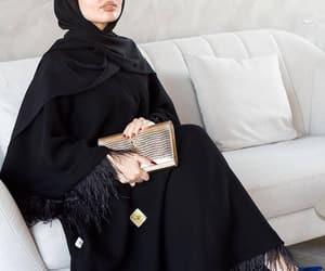 arab, hijab, and minimalist image