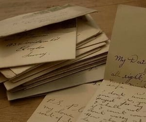 Letter, letters, and vintage image
