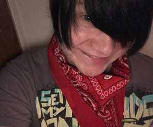bandana, rawr, and scene hair image