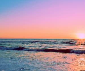 beach, colorful, and colors image