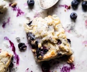 blueberry, lemon, and poppy image