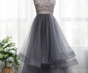 beaded prom dress, prom dress long, and prom dress 2019 image