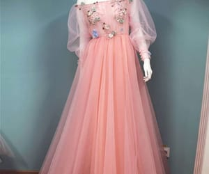 floral prom dress, prom dress long, and prom dress 2019 image