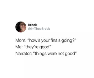 exams, funny, and humor image