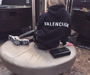 Balenciaga, chic, and fashion image